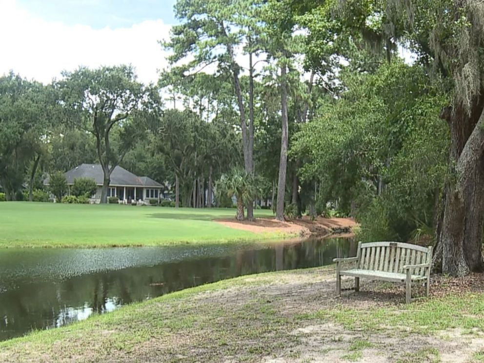 PHOTO: Witnesses saw a person being attacked by an alligator near a golf course at Sea Pines Plantation, a gated community on Hilton Head Island, South Carolina, said Beaufort County Sheriffs Office spokesman Capt. Bob Bromage.