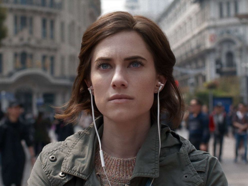 PHOTO: Actress Allison Williams stars in the film, The Perfection, which will be released on Netflix on May 24, 2019.