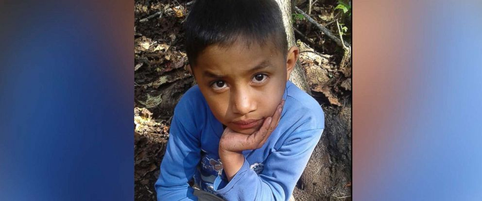PHOTO: A Dec, 12, 2018 photo provided by Catarina Gomez, shows her half-brother Felipe Gomez Alonzo, 8, in Yalambojoch, Guatemala. The 8-year-old boy died in U.S. custody at a New Mexico hospital on Christmas Eve. The cause is under investigation.