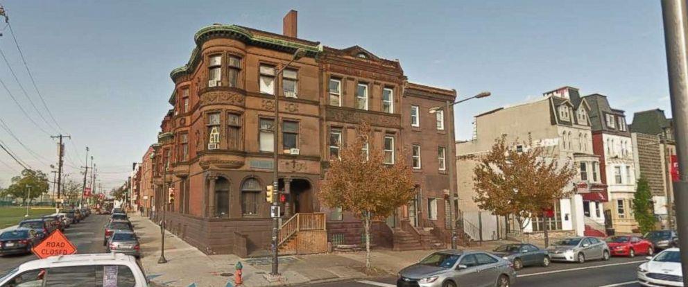 The Alpha Epsilon Pi house at Temple University in Philadelphia, Pa.