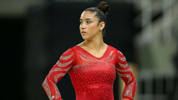 USA Gymnastics coach fired 3 days after being hired for contacting Aly Raisman