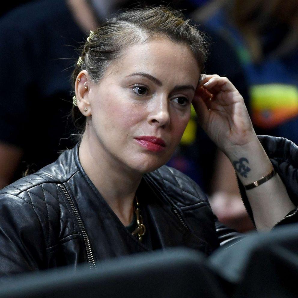 Alyssa Milano Movie Scenes alyssa milano on sharing alleged sexual assault story 25
