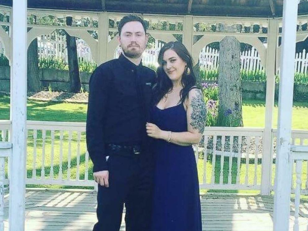 PHOTO: Amanda Halse and Patrick Cushing were among the victims of a limousine crash that killed 20 people in Schoharie, N.Y., on Saturday, Oct. 6, 2018.