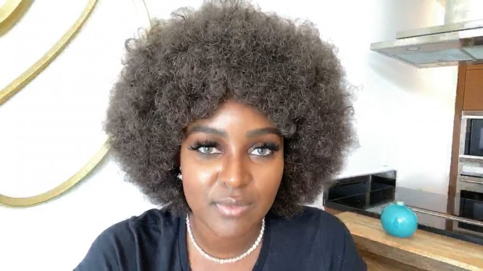 PHOTO: Amara La Negra, singer, reality show star and rapper, is known for embracing her afro and her blackness.