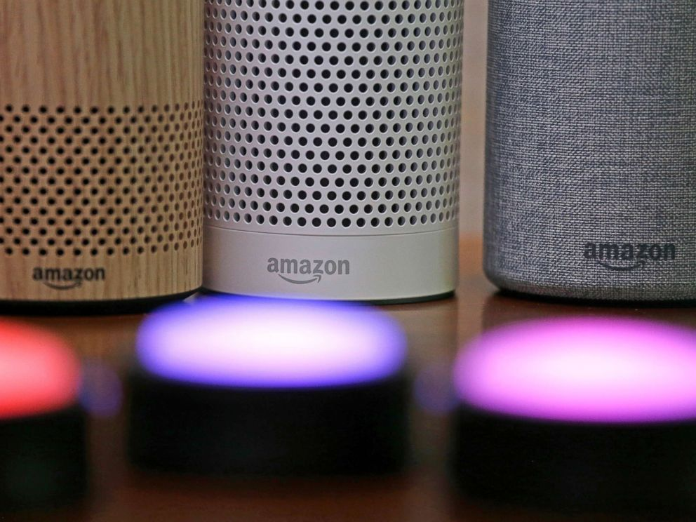 Amazon Echo Speakers Now Work as Intercoms