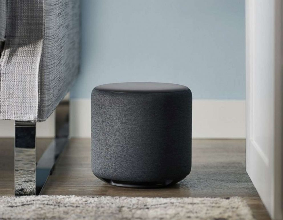 PHOTO: An Amazon Echo Sub is pictured in a photo released by Amazon on Sept. 20, 2018.