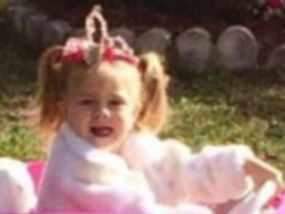 PHOTO: Mariah Woods, 3, was reported missing from her North Carolina home, Nov. 27, 2017.