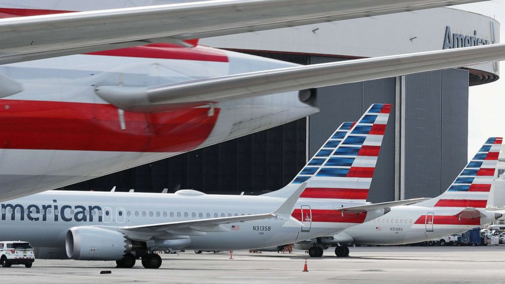 American Airlines to resume flying beleaguered Boeing 737 MAX jet in January