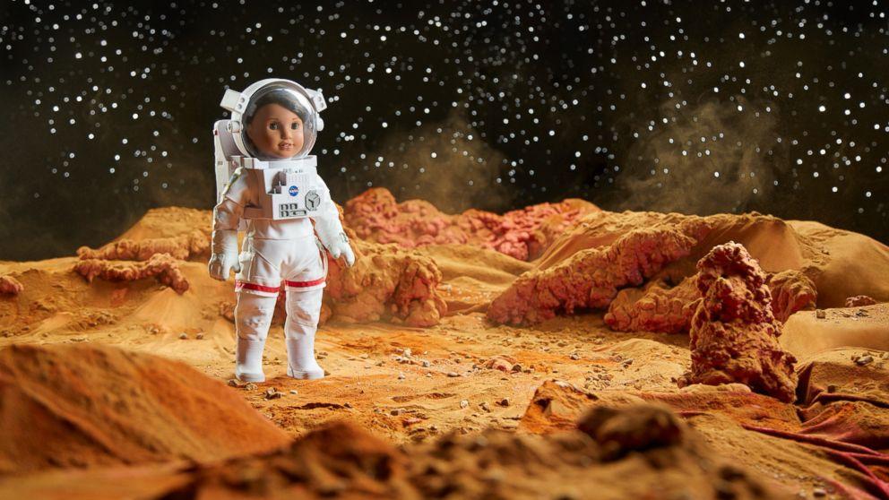 b9f487d87 Meet American Girl s 2018 girl of the year  Aspiring astronaut ...