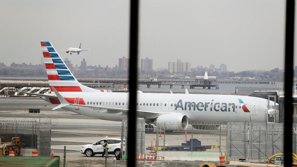American Airlines cancels all Boeing MAX flights until new software is installed