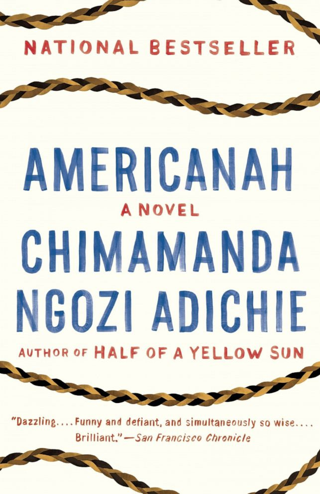 PHOTO: Ana Navarro shares Chimamanda Ngozi Adichies Americanah as one of her 2019 summer must-reads on The View.