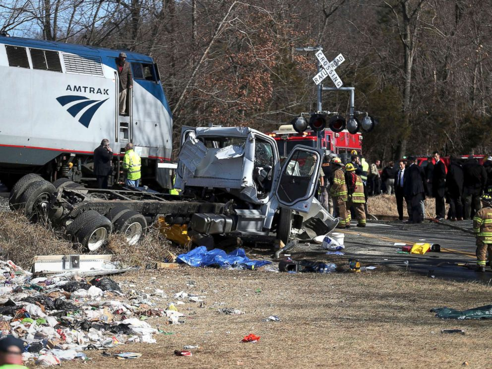 1 dead in accident involving train carrying GOP members of Congress ...
