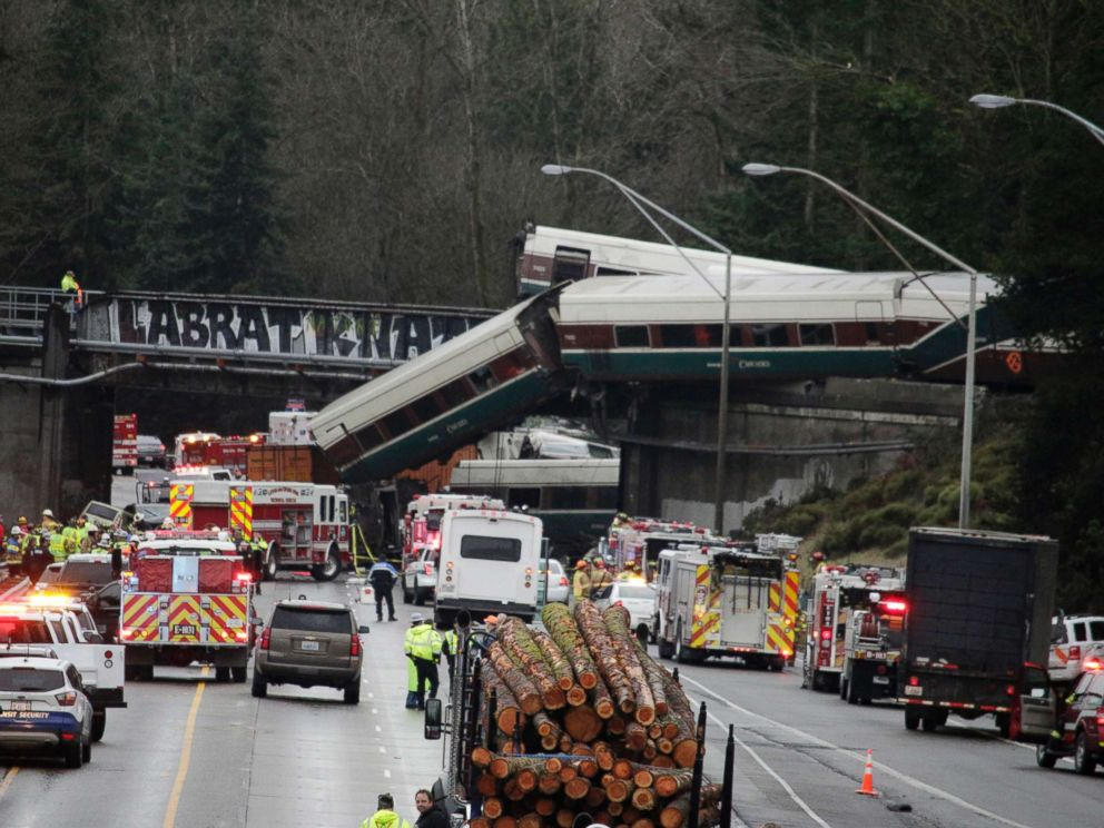 Deaths reported after major train derailment in Washington State