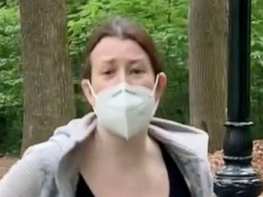 Woman charged in Central Park false report against Black bird watcher