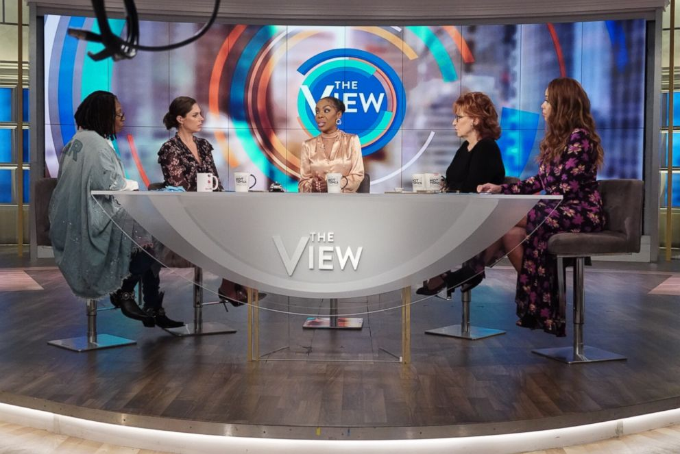 PHOTO: Andrea Kelly, the ex-wife of R. Kelly, appeared on The View today to discuss the abuse she says she suffered at the hands of the mega R&B singer.