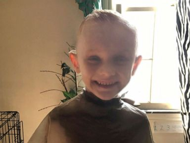 Authorities refocus search of missing 5-year-old boy on family home