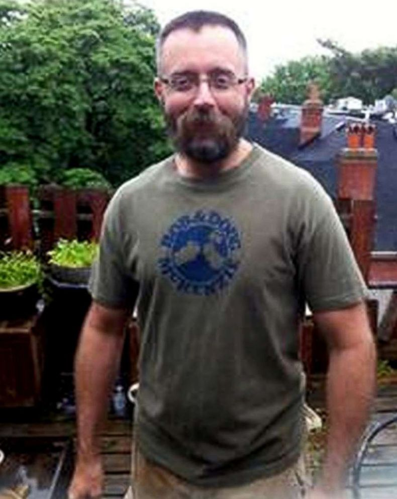 PHOTO: Toronto Police say Andrew Kinsman was a victim of alleged serial killer Bruce McArthur.