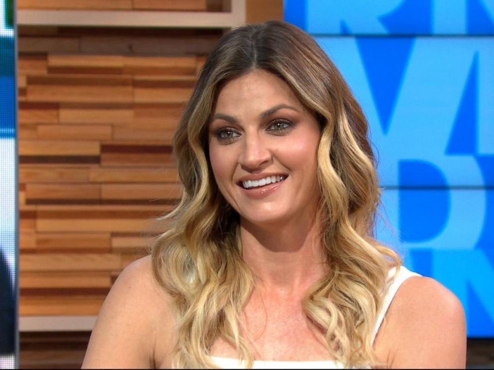 PHOTO: Dancing With the Stars host Erin Andrews speaks out on Good Morning America, March 13, 2018, about her battle with cervical cancer.
