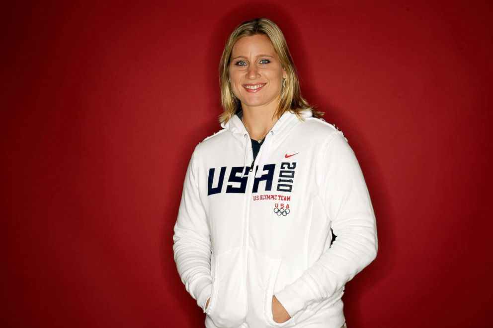 PHOTO: Ice Hockey player Angela Ruggiero.
