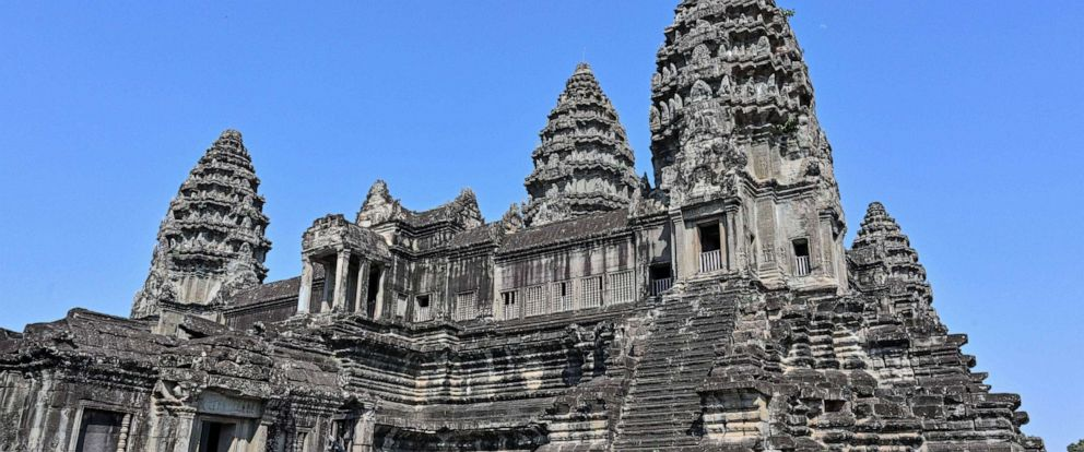 PHOTO: Angkor Wat temple in Siem Reap, Camodia, Feb. 13, 2019.