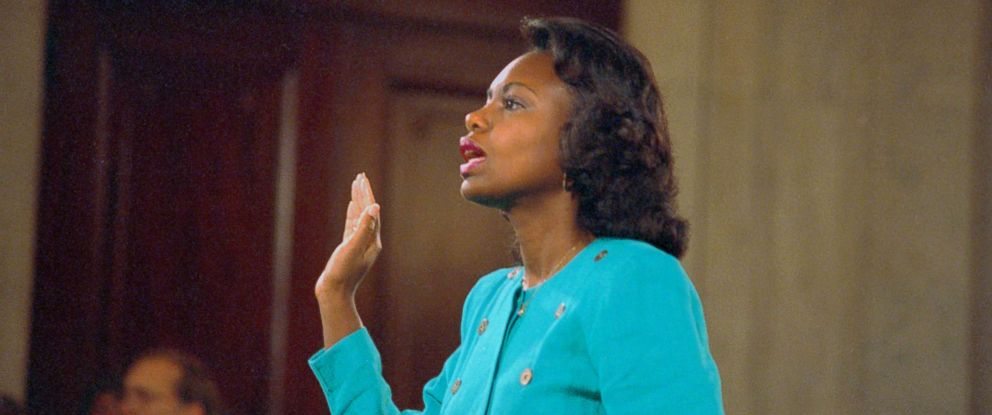 Image result for anita hill