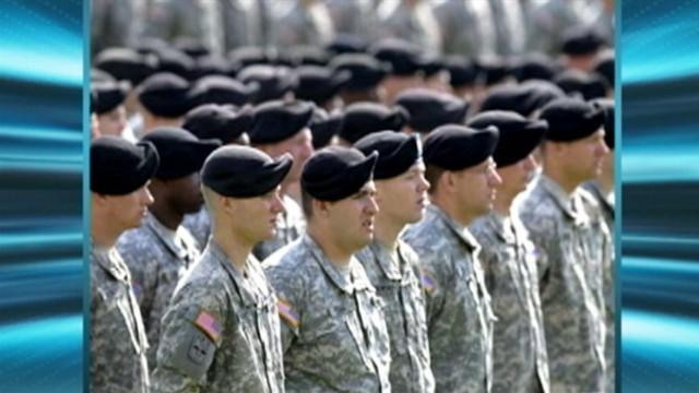 VIDEO: Patrol cap becomes official headgear for the Armys combat uniform.