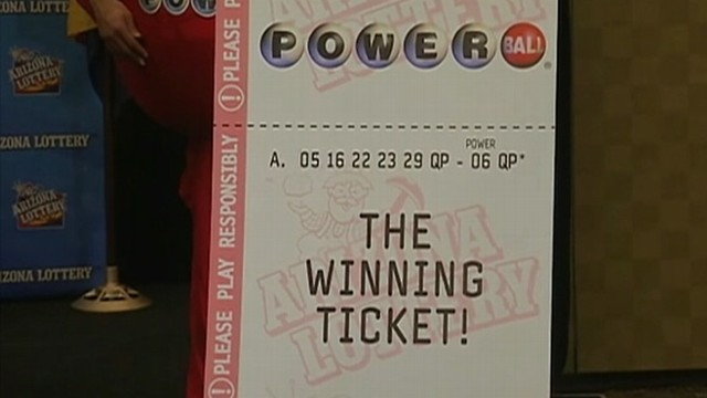 Arizona Powerball Winner S Name Revealed Video Abc News