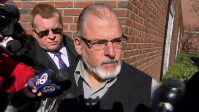 VIDEO: Convicted mobster was in a Boston court for a sentencing hearing.