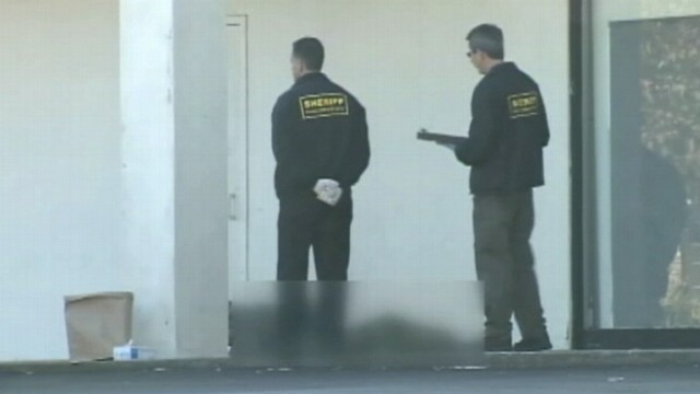 VIDEO: Three homeless men in California have been murdered within two weeks.