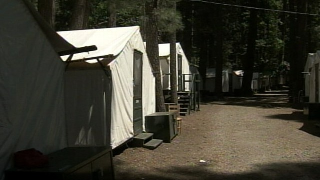 VIDEO: Lodging area in California national park could be linked to rare rodent-borne disease.