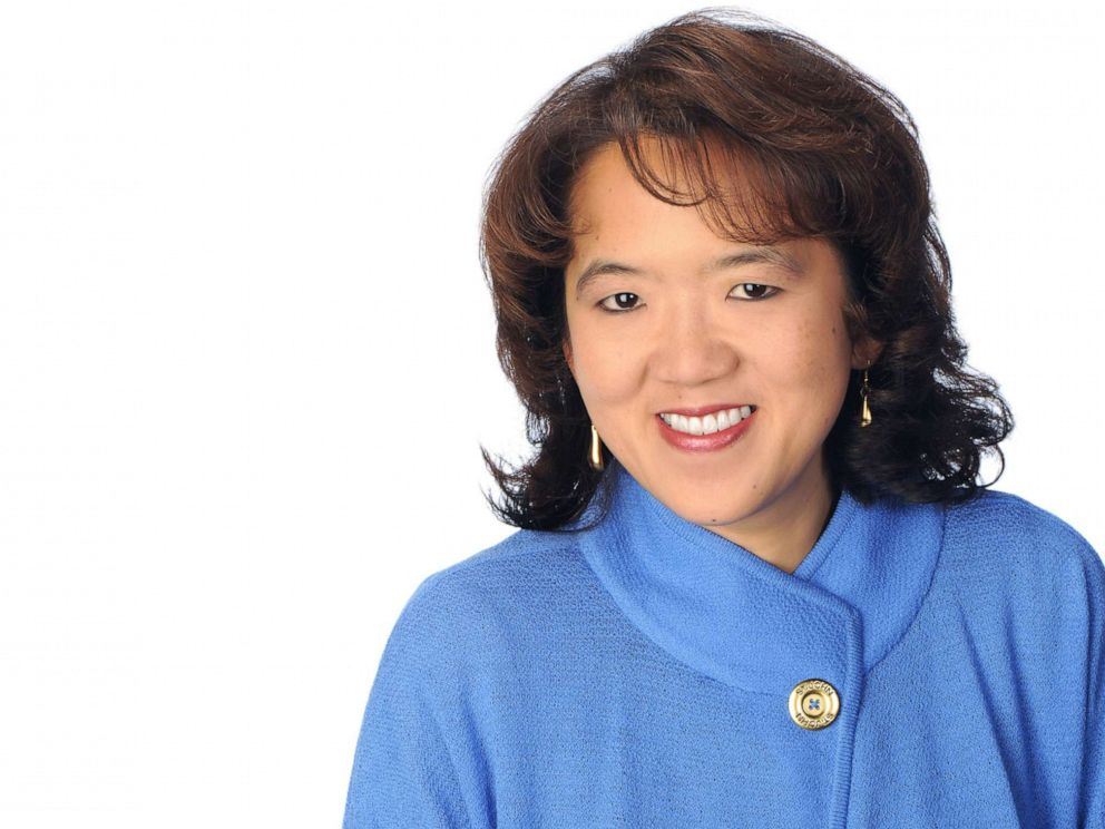PHOTO: AT&T Business has named Anne Chow CEO, the first woman to hold the position in company history.
