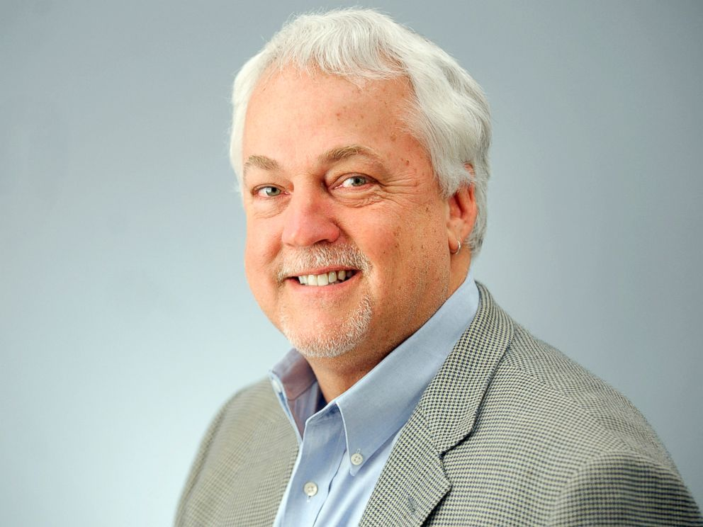 PHOTO: This undated photo shows Rob Hiaasen, Capital Gazette Deputy Editor. Hiaasen was one of the victims when an active shooter targeted the newsroom, June 28, 2018, in Annapolis, Md.