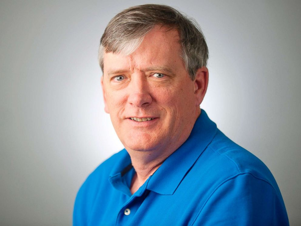 PHOTO: This undated photo shows reporter John McNamara of the Capital Gazette. McNamara was one of the victims when an active shooter targeted the newsroom, June 28, 2018, in Annapolis, Md.