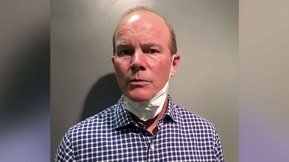 Cops arrest cyclist for allegedly assaulting George Floyd activists who were posting flyers in park thumbnail