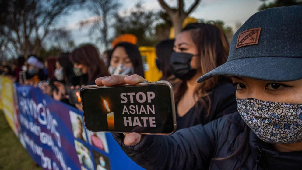 Deadly shootings highlight violence against Asian American women: 4 ways to help