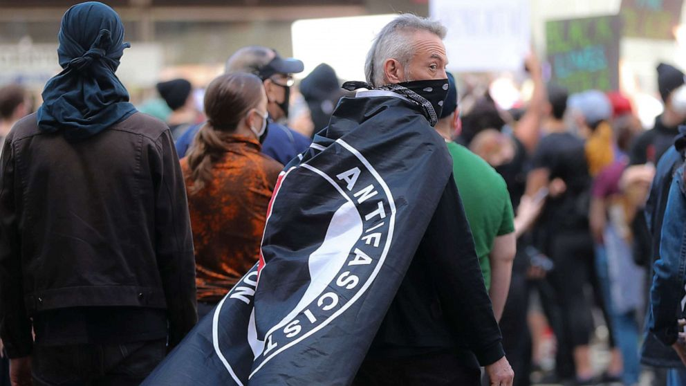 What is antifa? Behind the group Trump wants to designate as a terrorist organization thumbnail