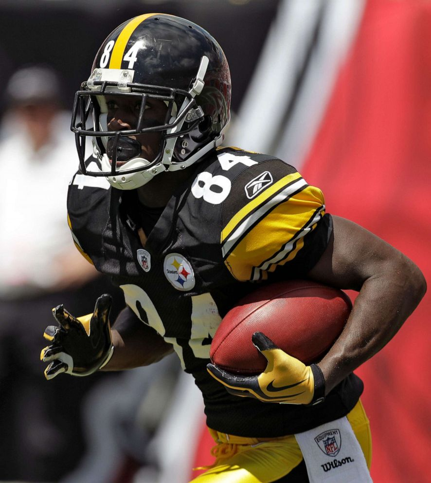 superior quality 3fd90 bbaa0 Antonio Brown's rise and fall from promising rookie to ...