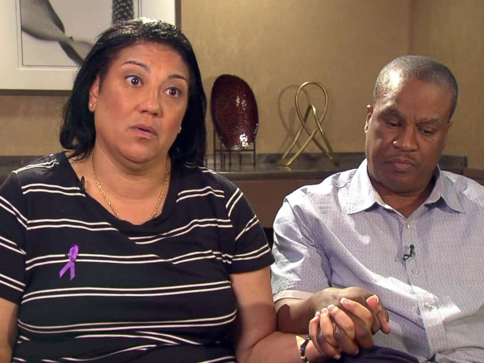 PHOTO: An interview of the parents of Antwon Rose Jr., the unarmed 17-year-old who was shot and killed by a police officer on June 19, 2018 in East Pittsburgh.