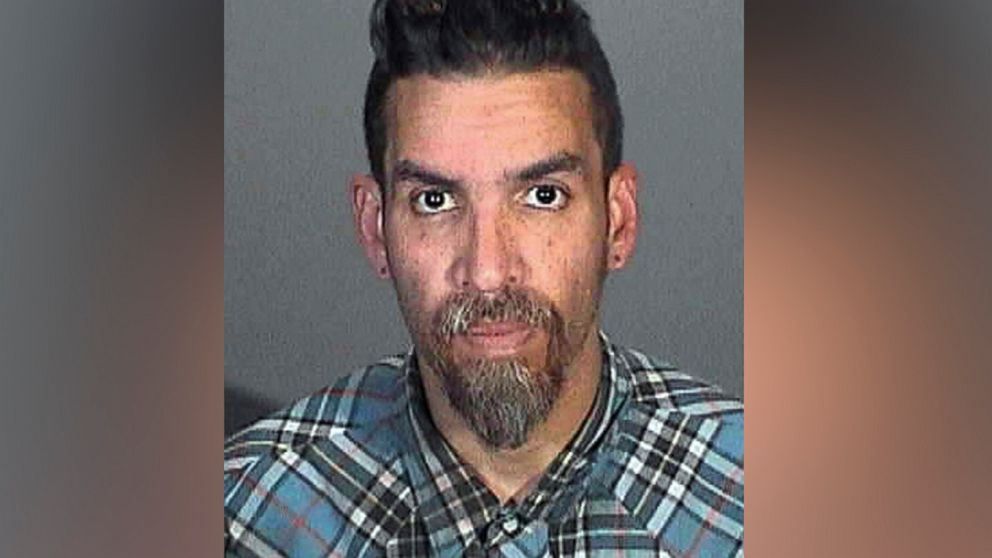 Derick Ion Almena's booking photo, Derick Ion Almena. Almena was an operator of the Ghost Ship warehouse in Oakland, in which dozens of people died in a fire that started Dec. 2, 2016. A source close to the investigation tells The Associated Press Monday, June 5, 2017, that Derick Almena and Max Harris have been arrested and will be charged with involuntary manslaughter in the Ghost Ship warehouse fire that killed 36 partygoers.