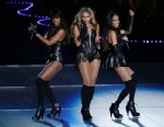 PHOTO: Beyonce performs with Kelly Rowland, left, and Michelle Williams, right, of Destinys Child, during the halftime show of the NFL Super Bowl XLVII football game between the San Francisco 49ers and the Baltimore Ravens, Sunday, Feb. 3, 2013, in New O
