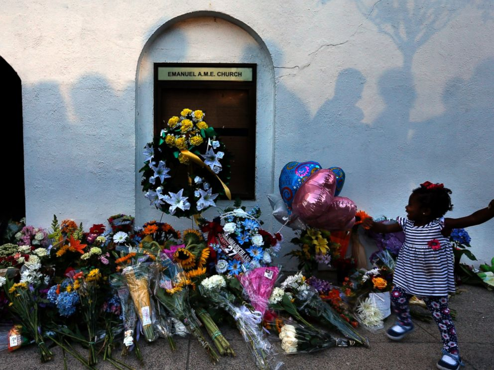 Charleston Victim's Mother Tells Dylann Roof: 'I Forgive You