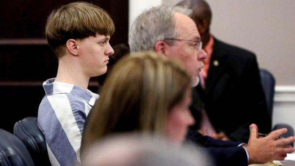 Charleston church shooter Dylann Roof 'is not all bad,' grandfather says