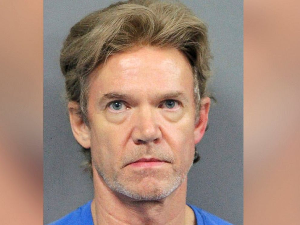 PHOTO: A booking photo of Ronald Gasser, 54, the man arrested on Dec. 5, 2016 for fatally shooting ex-NFL player Joe McKnight in a New Orleans suburb during a road rage dispute.