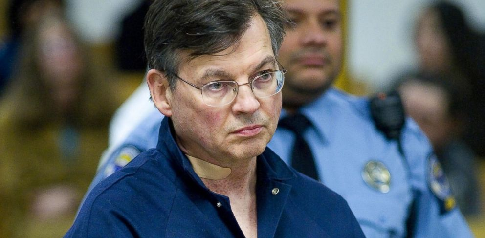 PHOTO: John Michael Farren, 57, of New Canaan, Conn, is arraigned in state Superior Court in Norwalk, Conn, Jan. 7, 2010.