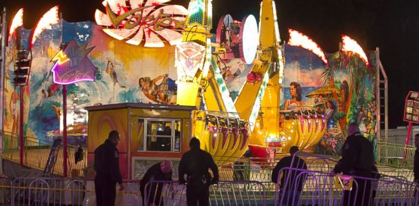 5 Injured in Accident on North Carolina State Fair Ride