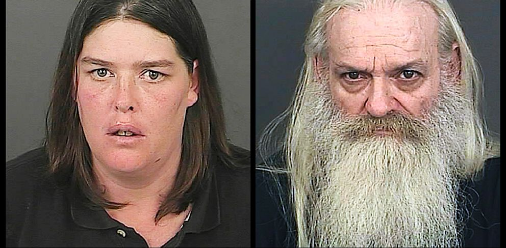PHOTO: Photos provided by the Office of the Denver District Attorneys Office shows Lorinda Bailey, left, and Wayne Sperling, the Denver couple accused of starving their four young sons and keeping them in a filthy apartment