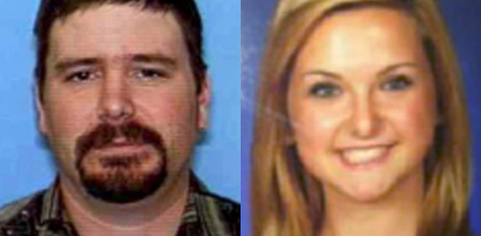 PHOTO: A massive search entered a sixth day, Aug. 9, 2013 for James Lee DiMaggio (left), suspected of abducting the 16-year-old family friend, Hannah Anderson (right).