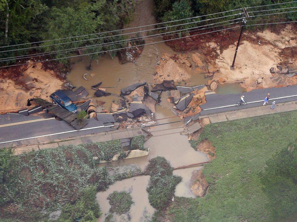 Nc Historic Natural Disasters