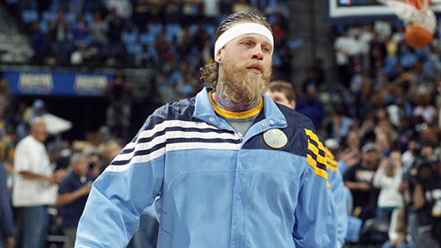 PHOTO: Chris Andersen