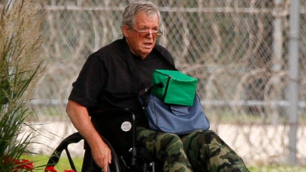 Former Speaker of the House Dennis Hastert Reports to Prison in Wheelchair
